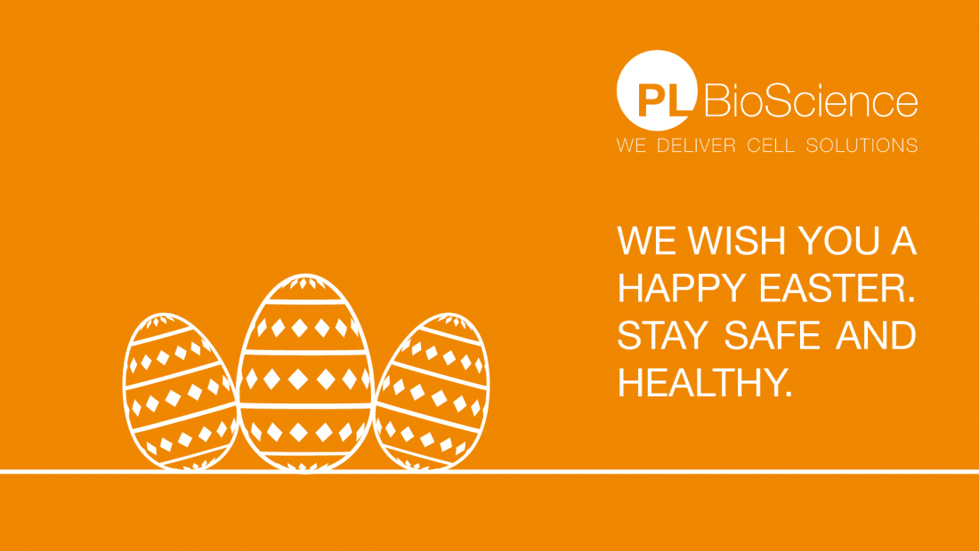 Happy Easter from PL Bioscience
