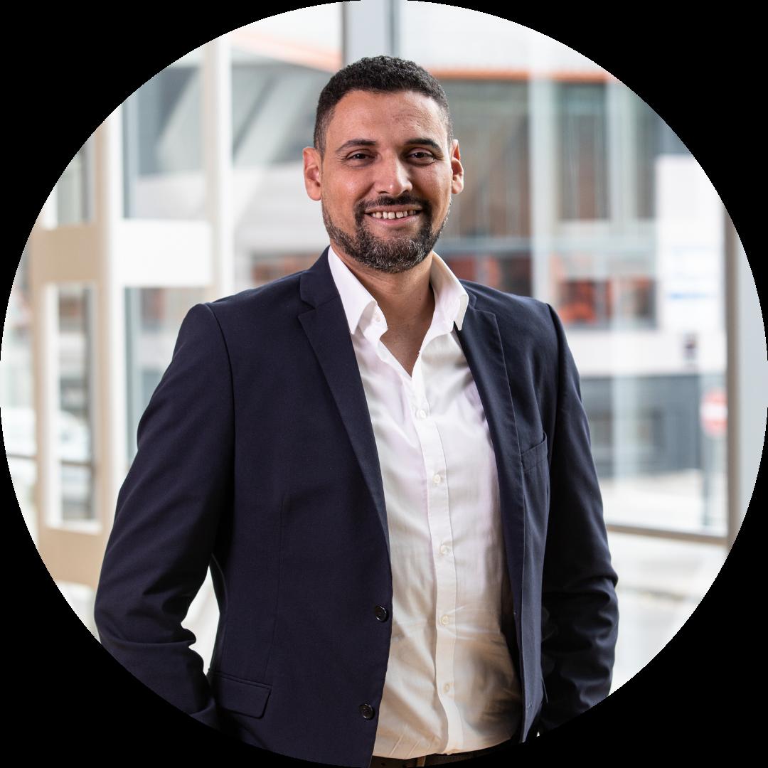 Dr. Hatim Hemeda CEO of PL BioScience