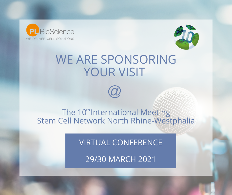 PL BioScience Stem Cell Network NRW Conference 2021
