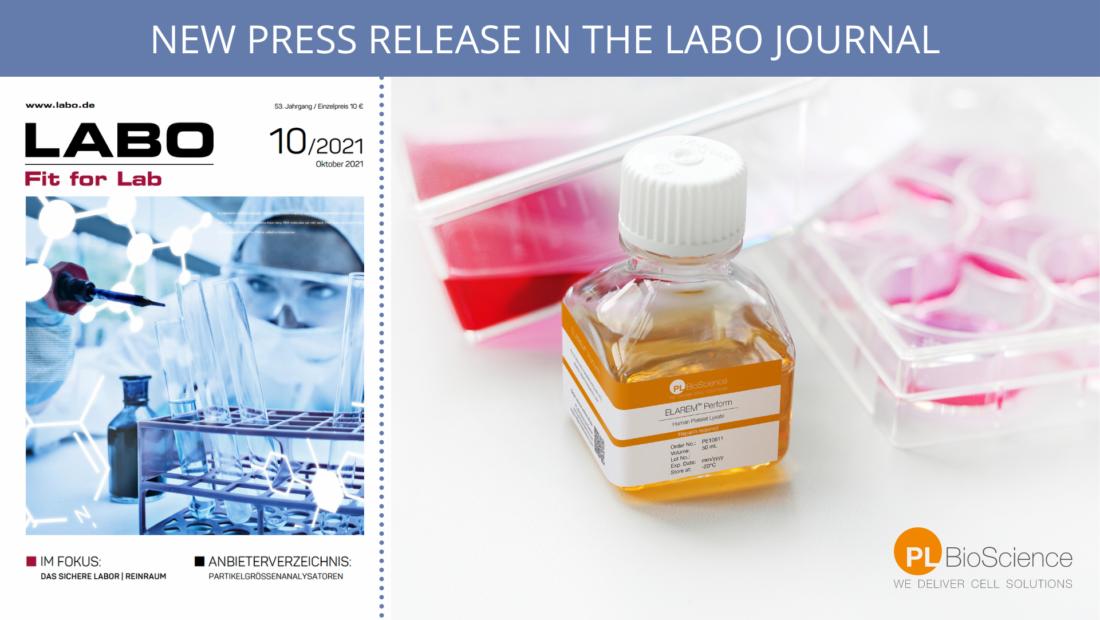 PL BioScience LABO Article October 2021 (2)